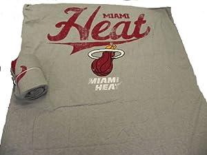 Miami Heat Sweatshirt Throw Blanket by Northwest