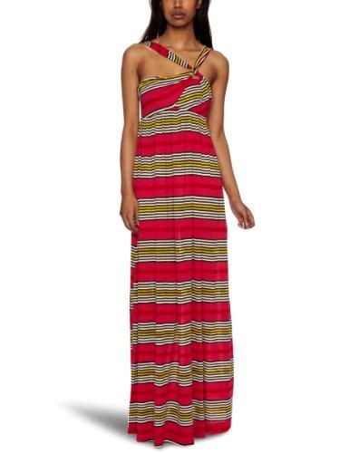 Miss Sixty Patrycia Women's Maxi Dress Ciclamino