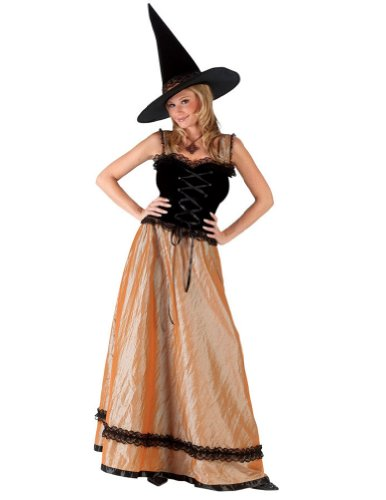 Adult Elegant Witch Sm-Md Adult Womens Costume