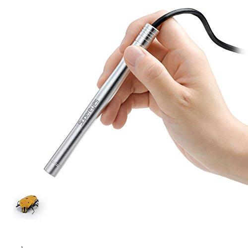 Supereyes-B005-1-200X-Handheld-USB-Digital-Microscope-Endoscope-Loupe-Otoscope-Magnifier-with-11mm-Tube-Diameter-Tripod-LED