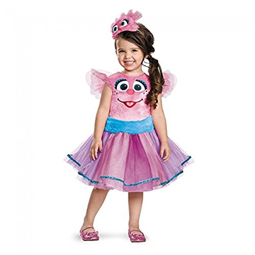 Abby Cadabby Toddler Costume - Medium (3T-4T)