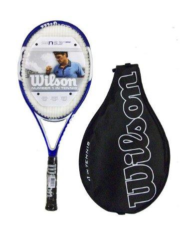 Wilson Ncode N 5.3 Hybrid Tennis Racket RRP £170 Grip L3