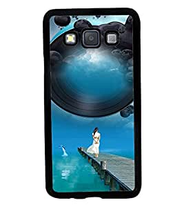 Fuson 2D Printed Girly Designer back case cover for Samsung Galaxy A3 A300F - D4170