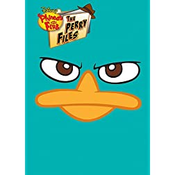 Phineas and Ferb: The Perry Files (Two-Disc Combo: DVD + Digital Copy + In-pack Perry Activity Kit)