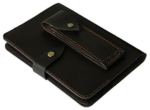 joy-toke-carnet-de-notes-rechargeable-en-cuir-fait-main-avec-etui-a-crayons-marron-format-a5