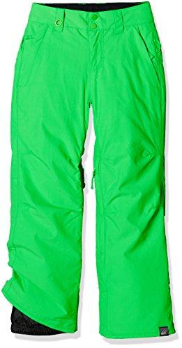 Estate Quiksilver-Pantaloni da sci da ragazzo Andean Tucano, taglia: 10 anni (taglia del produttore: 10/M)