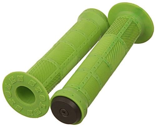 Stolen Money BMX Bike Grip – Gang Green
