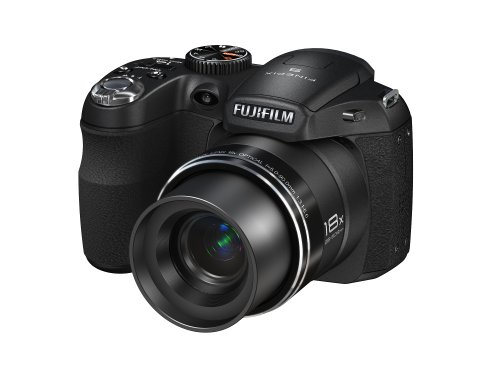 Fujifilm FinePix S2950 Digital Camera - (14MP,