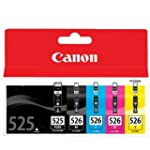 Canon Multipack CLI-526BK/C/M/Y + PGI...