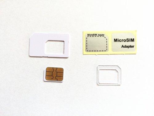 ios7にも対応(透明アダプタ1個付)softbank au docomo micro simカード  nano simカード   アクティベーション〓アクティベートカードactivation card for softbankAUdocomo  iPhone4 iPhone4s  iPhone5 iPhone5s iPhone5C (透明アダプタ1個付+docomo iPhone5C 用)