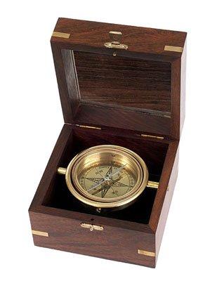 """Maritimer Tischkompass """"SAN JUAN"""""""