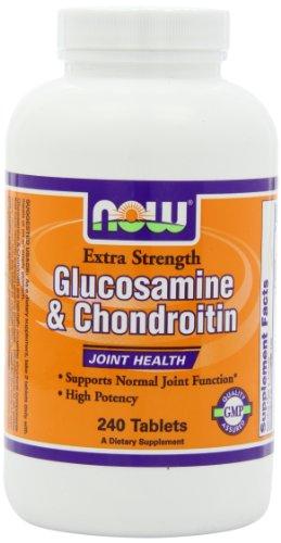 NOW Foods Extra Strength Glucosamine et