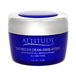 Attitude Line - Textured Eye Cream