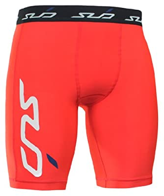 Sub Sports COLD Men's Thermal Compression Baselayer Shorts from SUB Sports