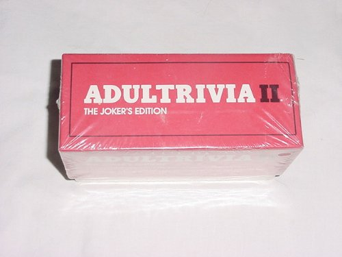 ADULTRIVIA !!, THE JOKER'S EDITION, 1985