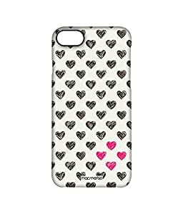 Sketchy Hearts - Pro Case for iPhone 7