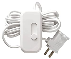 plug in lamp dimmer white plug in dimmer switches. Black Bedroom Furniture Sets. Home Design Ideas