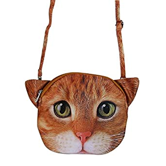 Tonka Cotton Cat Face Mini-Bags Designer Handbags Crossbody bags Shoulder Bags Messenger Bags Hobo Bags Hippie Bag Hippie Clothes Bohemian Clothing Cavas Tote Bags Totes Christmas Gifts