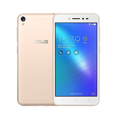 Asus Zenfone Live (ZB501KL), Tempered Glass , Premium Real 2.5D 9H Anti-Fingerprints & Oil Stains Coating Hardness Screen Protector Guard For Asus Zenfone Live (ZB501KL)