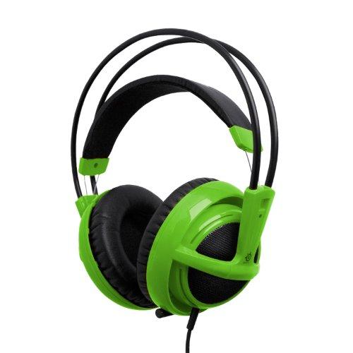 SteelSeries Siberia V2 Kopfhörer grün