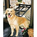 Gate Way Pet Door for Screens - Large 12 x 16
