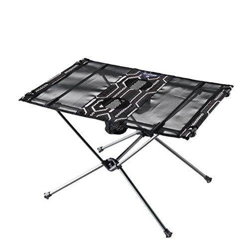 Helinox (ヘリノックス) x Monro(モンロ) TABLE ONE BLACK | テーブルワン ブラック