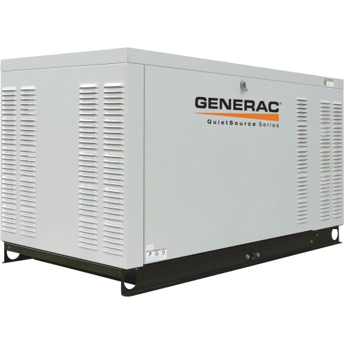 Generac Quietsource Series Qt02224Anax 22 Kw Watt Liquid-Cooled Propane/Natural Gas Powered Standby Generator Without Transfer Switch (Carb Compliant)