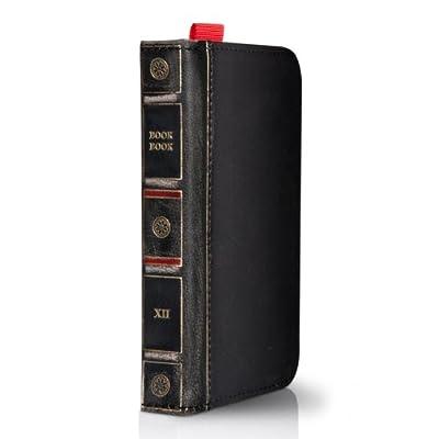 BookBook v2 for iPhone4S/4 クラシックブラック