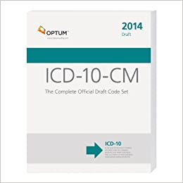 Icd 10 cm the complete official draft code set 2014 edition icd 10