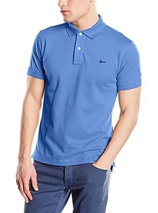 Cortefiel Polo (Azul)