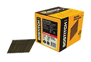 Bostitch 2-1/2 In. x .131 Offset Roundhead Wire Weld Framing Nail