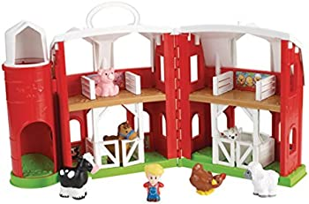 Fisher-Price Little People Animal Friends Farm