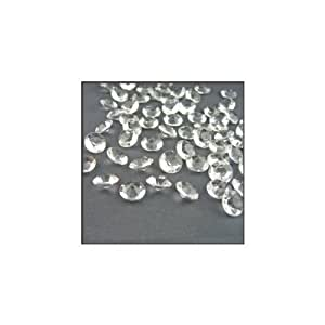 2000 Diamond Table Confetti Wedding Bridal Shower Party Decorations 1/3ct - Many Colors Available