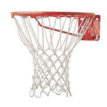 "Champion Sports Super Basketball Net Model No.416 12 loops, 21"" long"