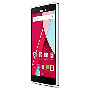 BLU Life One 4G LTE Smartphone -GSM Unlocked - White