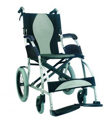Karma Ergo Lite - Ultra Lightweight Transit Wheelchair Only 8.4kg