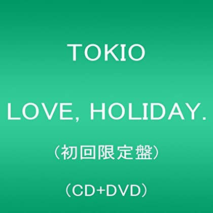 LOVE, HOLIDAY.(��������)(CD+DVD) [Limited Edition]