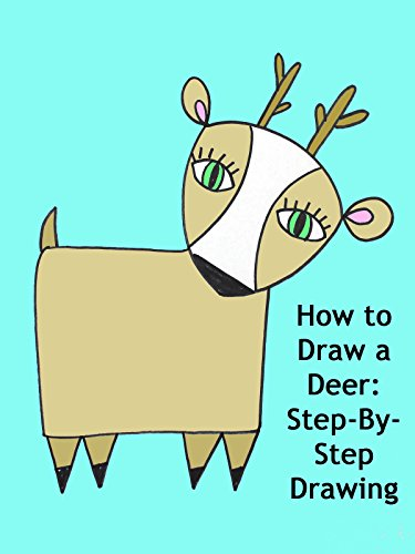 How to Draw a Deer: Step-By-Step Drawing