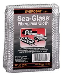 Fibre Glass Evercoat 100918 Fiberglass Cloth - 6 oz.