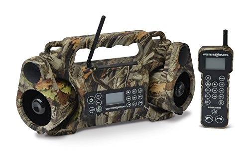 Western Rivers Calls Stalker 360 Remote Dual