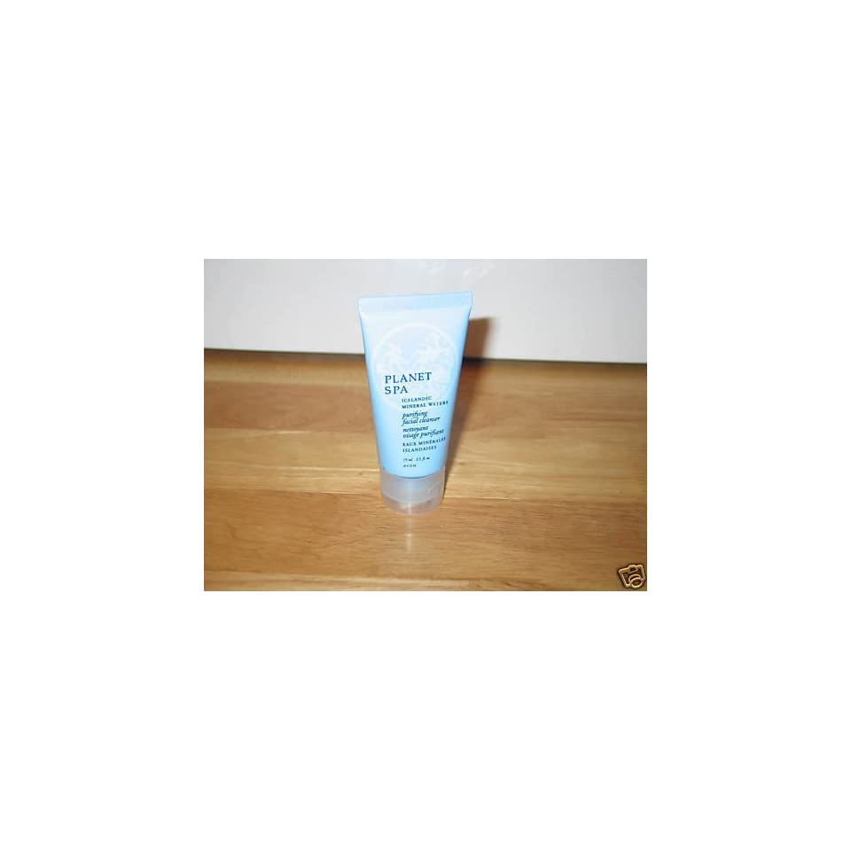 Avon Planet Spa Icelandic Mineral Waters Purifying Facial Cleanser