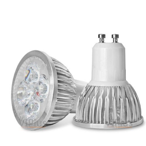Generic Gu5.3 4X3 12W Cree Warm White Dimmable Downlight Led Spot Light Bulb Lamp
