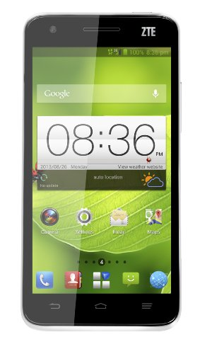 ZTE Grand S 4G Mobile Phone | Unlocked