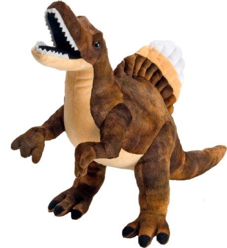 "Wild Republic Dinosauria Mini Spinosaurus 10"" Plush"