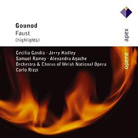 Gounod : Faust [Highlights]