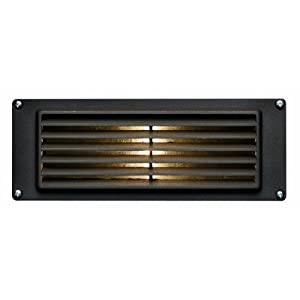 Click to buy LED Outdoor Lighting: Hinkley Lighting Louvered LED Brick Light from Amazon!