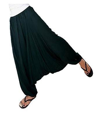 ARJOSA Baggy Harem Jogging Pants Yoga Pants Hip Hop Dance Trousers
