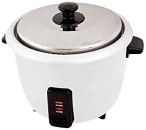 Quest Rice Cooker, 0.8 Litre, 350 Watt