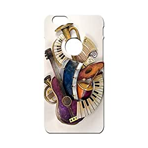 BLUEDIO Designer Printed Back case cover for Apple Iphone 6 (LOGO) - G4127