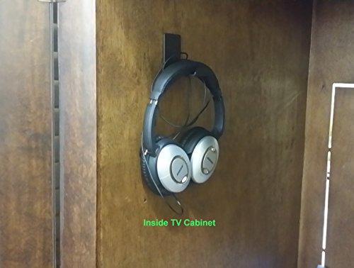 Stick On Headphone Hooks 4 Pack 869340000008 Toolfanatic Com